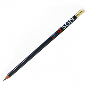 Eco pencil with eraser